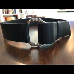❤️😍 Italian Leather Belt. Large.